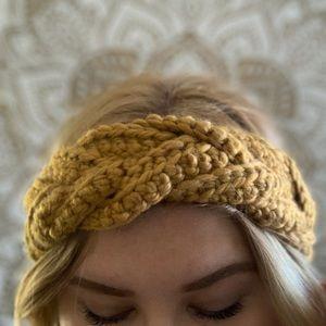 Accessories - Hand Crocheted Winter Headband